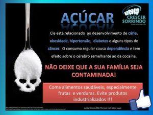 acúcar contamina